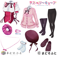 RasCu - Uniform Item Set
